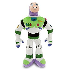 Buzz Lightyear Plush - Toy Story - Mini Bean Bag - 10''