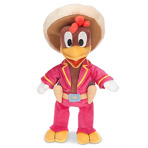 The Three Caballeros Panchito Plush Toy -- 10'' H