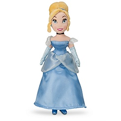 Cinderella Mini Bean Bag Plush Doll - 12''