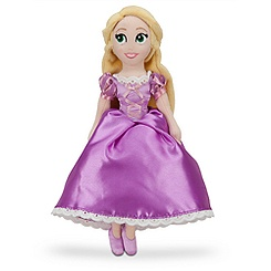 Rapunzel Mini Bean Bag Plush Doll - 12''