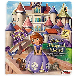 Sofia's Magical World Book