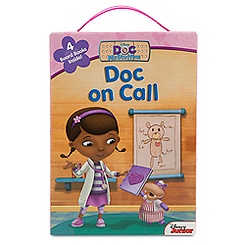Doc McStuffins ''Doc on Call'' Board Book Set