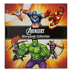 Marvel's The Avengers Storybook Collection Book