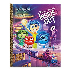 Disney•Pixar Inside Out Big Golden Book