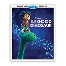 The Good Dinosaur Blu-ray Combo Pack with FREE Lithograph Set Offer - Pre-Order