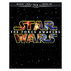 Star Wars: The Force Awakens Blu-ray Combo Pack - Pre-Order
