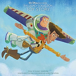 Toy Story The Legacy Collection CD
