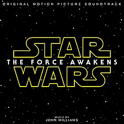 Star Wars: The Force Awakens Soundtrack CD