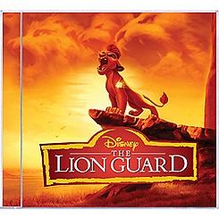 The Lion Guard Soundtrack CD