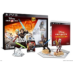 Disney Infinity: Star Wars Starter Pack for PS3 (3.0 Edition)