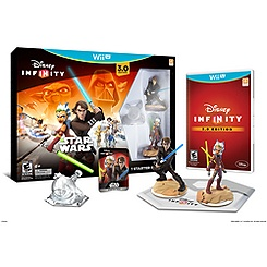 Disney Infinity: Star Wars Starter Pack for Wii U (3.0 Edition)