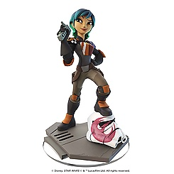 Sabine Wren Figure - Disney Infinity: Star Wars (3.0 Edition)