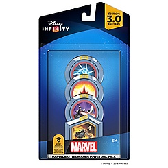 Disney Infinity: Marvel Battlegrounds Power Disc Pack (3.0 Edition)
