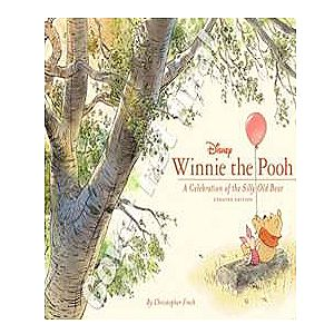 Winnie the Pooh: A Celebration of the Silly Old Bear Book