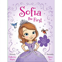 Sofia the First Book and CD