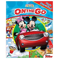 Mickey Mouse Clubhouse Book - ''On the Go''