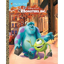 Monsters, Inc. Big Golden Book by Random House