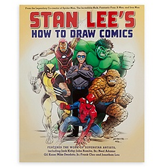 Stan Lee's How to Draw Comics Book