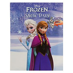 Frozen Reusable Sticker Book