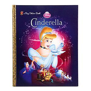 Cinderella Big Golden Book