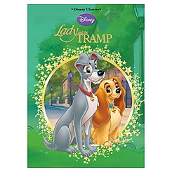 Disney Classics Lady and the Tramp Book