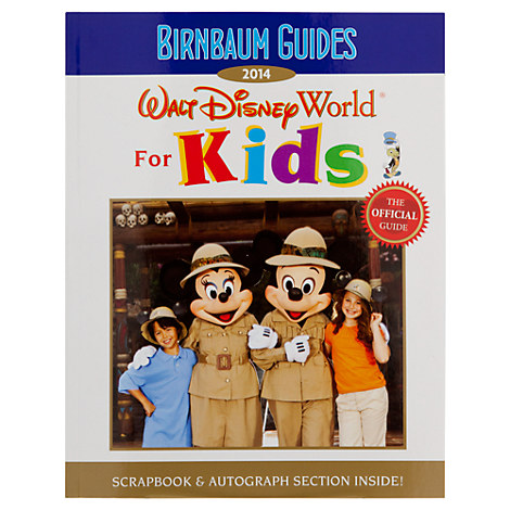 Walt Disney World for Kids Official 2014 Guide Book | Books | Disney