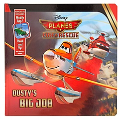 Planes: Fire & Rescue Storybook - ''Dusty's Big Job''
