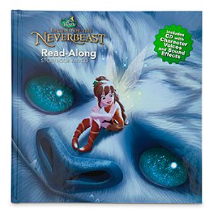 Disney Fairies: Legend of the NeverBeast Read-Along Storybook and CD