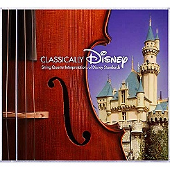 Classically Disney CD