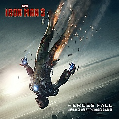 Iron Man 3: Heroes Fall CD