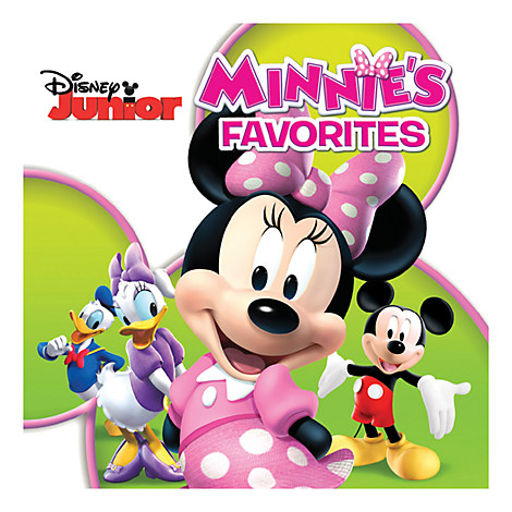 Mickey Mouse Clubhouse: Minnie's Favorites CD