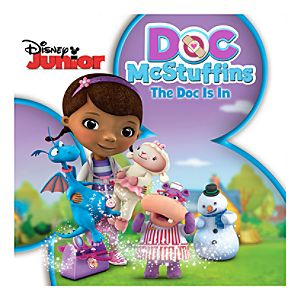 Doc McStuffins: The Doc Is In CD