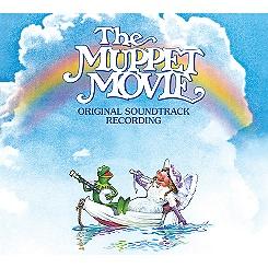 The Muppet Movie Soundtrack CD