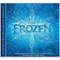 Frozen Soundtrack CD