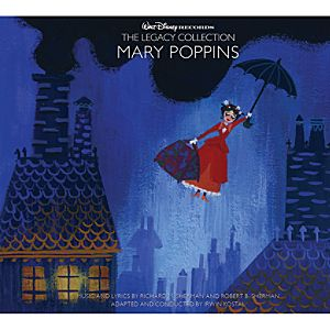 Mary Poppins The Legacy Collection CD Set