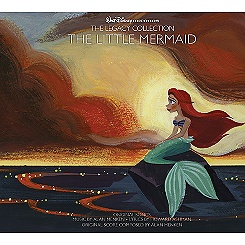 The Little Mermaid The Legacy Collection CD