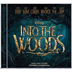 Into the Woods Soundtrack CD