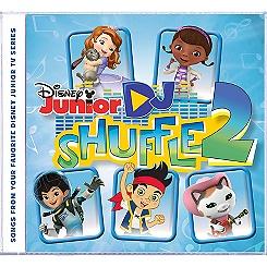 Disney Junior DJ Shuffle 2 CD