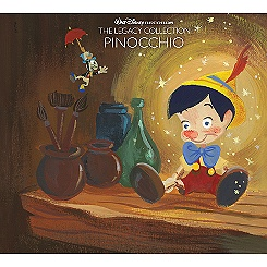 Pinocchio The Legacy Collection CD