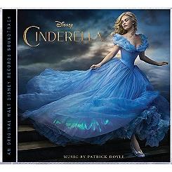 Cinderella Soundtrack CD - Live Action Film
