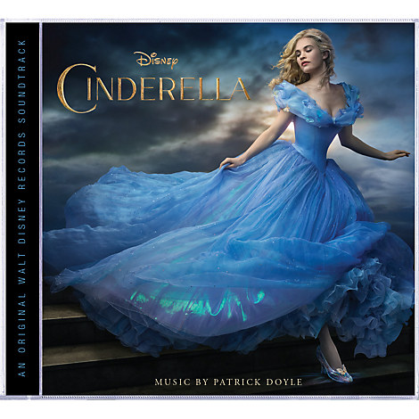 Disney Cinderella soundtrack
