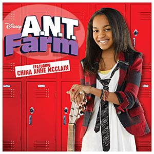 A.N.T. Farm Soundtrack CD
