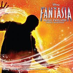 Fantasia Evolved Soundtrack CD