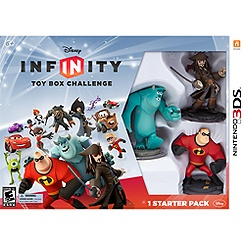 Disney Infinity Starter Pack for Nintendo 3DS - Pre-Order OFFER