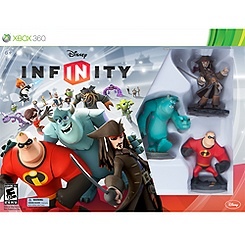 Disney Infinity Starter Pack for XBox 360 - Pre-Order OFFER