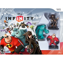 Disney Infinity Starter Pack for Nintendo Wii - Pre-Order OFFER