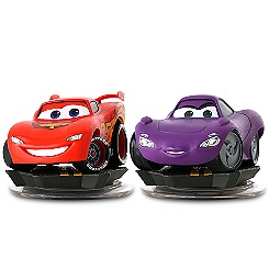 Disney Infinity Cars Play Set - Lightning and Holley - Pre-Order