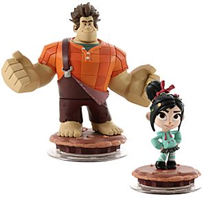 Disney Infinity Wreck-It Ralph Toy Box Pack - Wreck-It Ralph and Vanellope -- Pre-Order