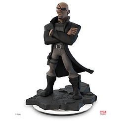 Nick Fury Figure - Disney Infinity: Marvel (2.0 Edition)