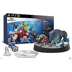 Disney Infinity: Marvel Super Heroes Collector's Edition for PS3 (2.0 Edition)